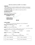 Đề kiểm tra 1 tiết Toán 7 - Đại số Chương 1 Số hữu tỉ - số thực  (Kèm đáp án)