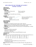 Đề cương ôn tập toán học kỳ 2 lớp 7 năm 2012 - 2013