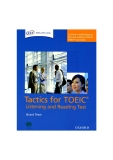 Ebook Tactics for TOEIC: Listening and reading test -  Grant Trew