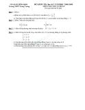 17 Đề thi HK2 môn Toán 12 - Kèm đáp án