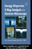 Energy-Dispersive X-Ray Analysis in the Electron Microscope