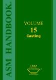 ASM Metals HandBook Volume 15, Casting