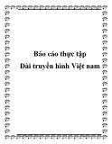 Báo cáo thực tập Đài truyền hình Việt nam