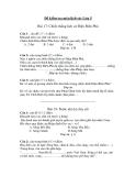 13 Đề kiểm tra 15 phút Sử 5 (Kèm đáp án)