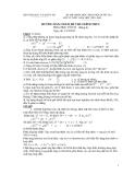 2 đề thi chọn học sinh giỏi quốc gia Hoá học  vô cơ  12 - (Kèm Đ.án)