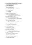 Đề thi TOEFL tháng 08/1997