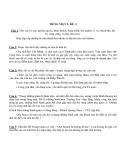 Đề luyện học sinh giỏi tiếng Việt 5 Đề số 2