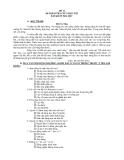 Đề kiểm tra giữa học kỳ 1 Tiếng Việt 5 (Kèm đáp án)