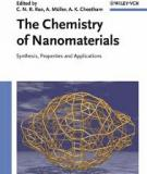 The Chemistry of Nanomaterials Synthesis, Properties and Applications in 2 Volumes Volume 1