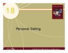 Chapter 20: Personal Selling