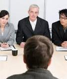 Những câu tối kị trong phỏng vấn xin việc