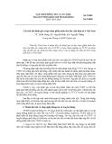 Các tiêu chí đánh giá và lựa chọn phần mềm cho thư viện điện tử ở Việt Nam