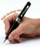 Cách viết bài hiệu quả trên web Viết Quảng Cáo