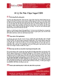 10 Lý Do Nên Chọn SugarCRM