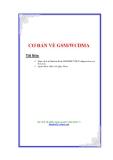 CƠ BẢN VỀ GSM/WCDMA