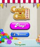 Mẹo giúp bạn chiến thắng trong trò chơi Candy Crush