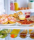 Lợi – hại của đồ ăn được trữ trong tủ lạnh đối với trẻ