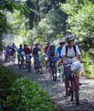 Phượt bằng xe đạp: Những nguyên tắc cơ bản cần nhớ