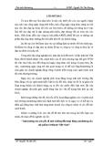 Luận văn: Ảnh hưởng của các yếu tố môi trường đến hoạt động marketing của mỹ phẩm Oriflame Việt Nam