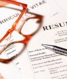 Mẫu đơn xin việc hay cho nhân viên kinh doanh