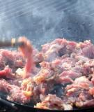 Bò nướng kiểu Hàn ngon mê