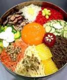 Cách làm món cơm trộn Hàn Quốc