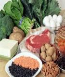 10 lời khuyên dinh dưỡng hợp lý cho người cao tuổi