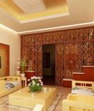 3 kiểu trang trí sáng tạo cho 1 phòng khách