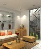 9 cách thêm sắc màu cho phòng khách rạng ngời