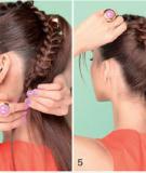 4 kiểu tóc đẹp tránh nóng ngày hè