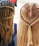 Cuối tuần đẹp với tết tóc đôi dễ thương