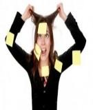"""""""12 Cách Giảm STRESS"""""""
