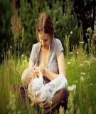 Một số lưu ý để mẹ cho trẻ bú đúng cách