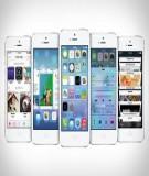 5 việc cần làm trước khi cài đặt iOS 7