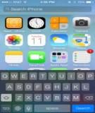 4 tính năng trên trình duyệt Safari của iOS 7 bạn cần biết
