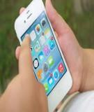 Một số thủ thuật giúp bạn sử dụng iOS 7 hiệu quả hơn