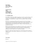 Mẫu đơn xin việc bằng tiếng anh - management consultant