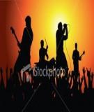 Kinh nghiệm để  tổ chức trình diễn rock show