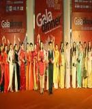 Kinh nghiệm tổ chức Gala Dinne