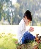 Trẻ tự kỷ cần được phát hiện sớm, điều trị kịp thờ
