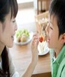 Phòng tránh bỏng cho trẻ nhỏ