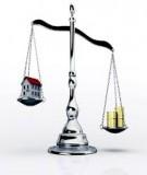 Các phương pháp để định giá bất động sản