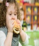 Béo phì ở trẻ - Phòng bệnh hơn chữa bệnh