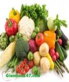 7 lời khuyên hữu ích về dinh dưỡng dành cho những người tập thể hình