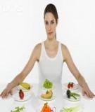 Những thực phẩm giúp bà bầu tăng sức đề kháng