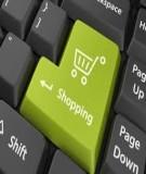 Các chính sách và giải pháp chủ yếu của thương mại điện tử.