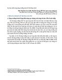 Dự báo triển vọng tăng trưởng kinh tế việt nam năm 2013