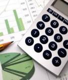 Cách lập báo cáo tài chính