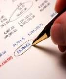 Hướng dẫn đọc và phân tích báo cáo tài chính doanh nghiệp