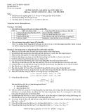 HƯỚNG DẪN ÔN TẬP KIỂM TRA GIỮA HỌC KỲ Môn học: DỤNG CỤ BÁN DẪN – HK 1 – NH: 2012-2013